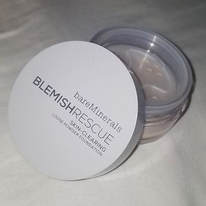 NEW Bare Minerals Blemish Rescue powder